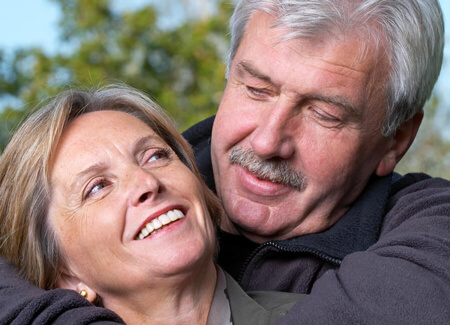 dating someone with dentures